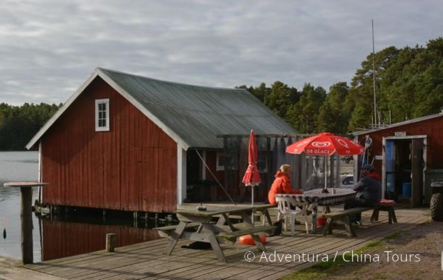 Seakajak – Švédsko (fotografie 8)