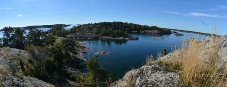 Seakajak – Švédsko (fotografie 11)