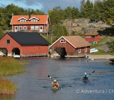Seakajak – Švédsko