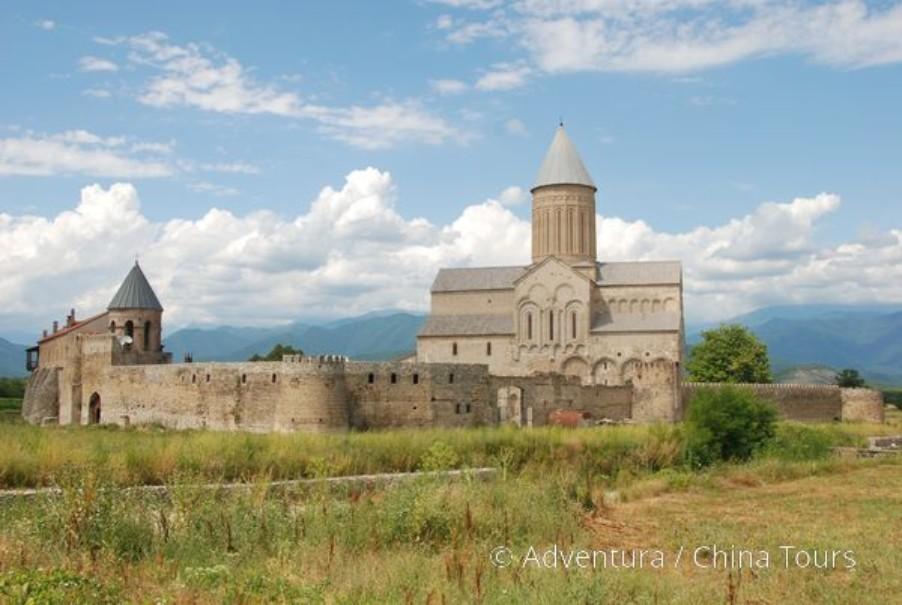 Gruzie a Arménie (fotografie 7)