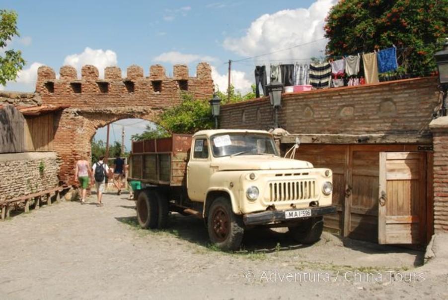 Gruzie a Arménie (fotografie 13)
