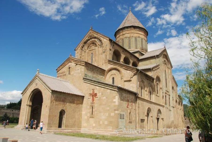Gruzie a Arménie (fotografie 14)
