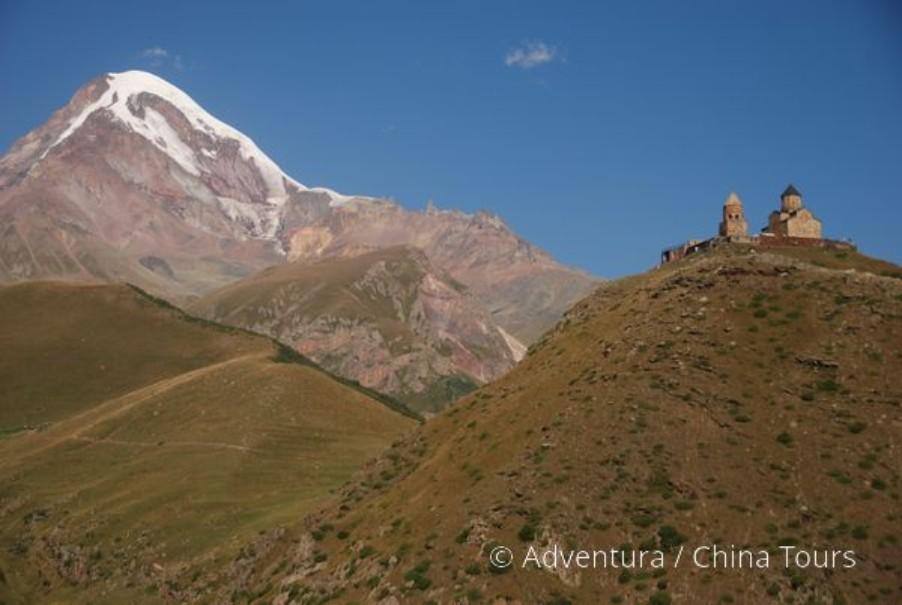 Gruzie a Arménie (fotografie 6)