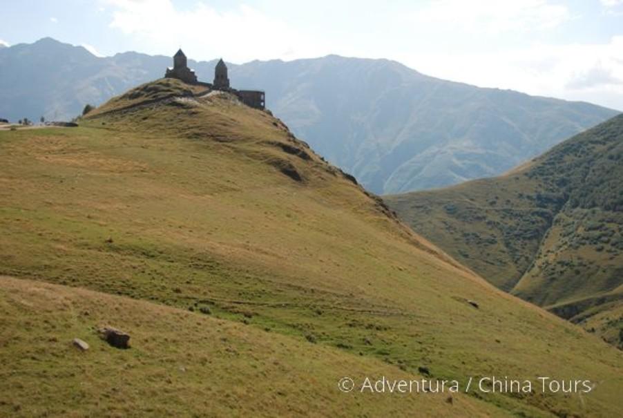 Gruzie a Arménie (fotografie 15)