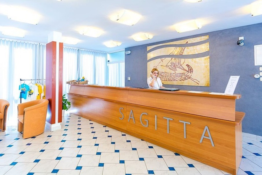 Hotel Holiday Village Sagitta (fotografie 21)
