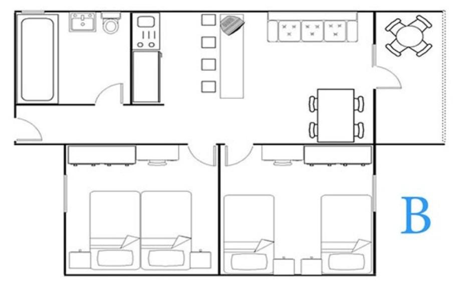 Apartmány Medena (fotografie 9)
