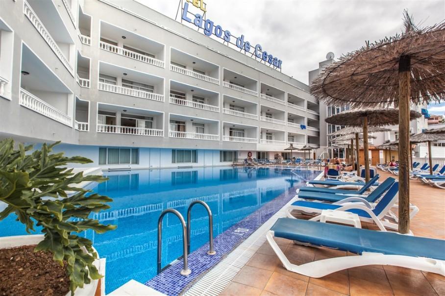 Hotel Blue Sea Lagos De Cesar (fotografie 2)