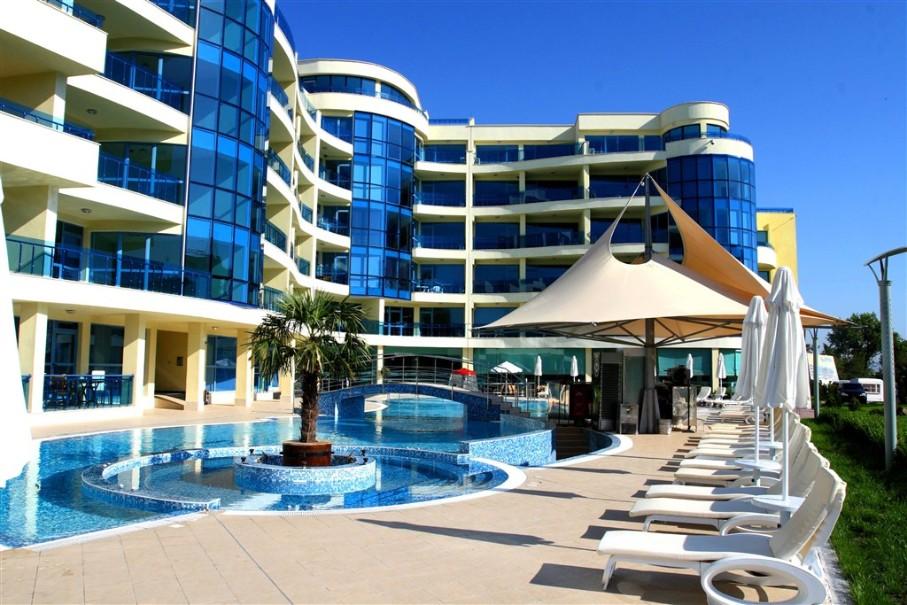 Hotel Marina Holiday Club (fotografie 1)