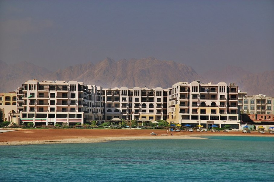 Hotel Samra Bay Resort (fotografie 23)