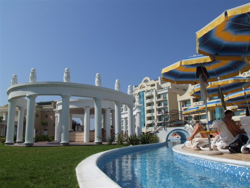 Apartmány Sunset Resort (fotografie 3)