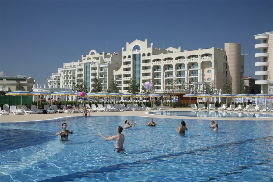 Apartmány Sunset Resort (fotografie 4)