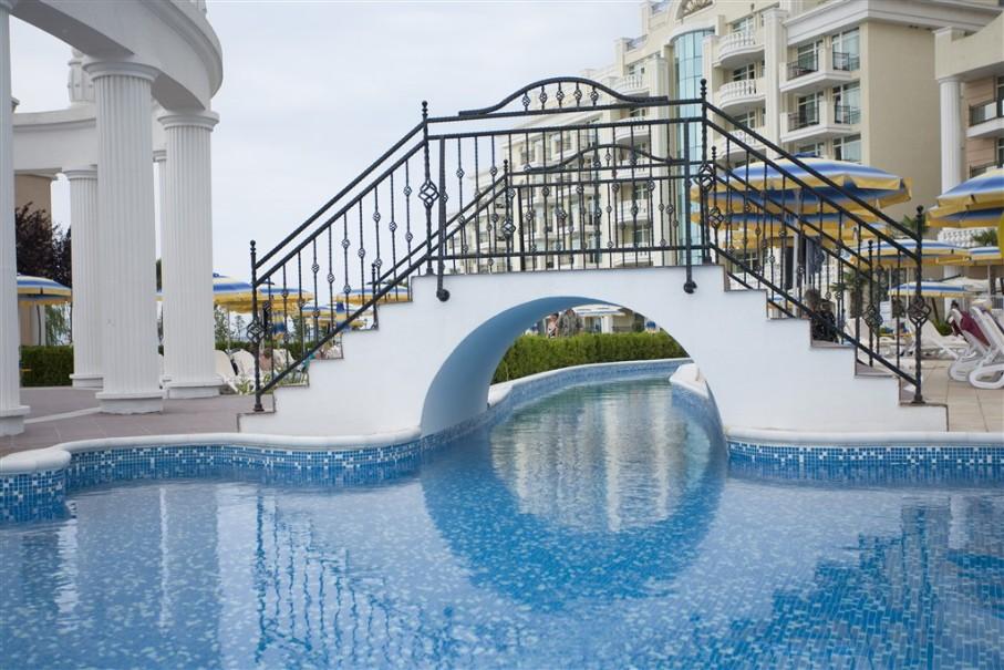 Apartmány Sunset Resort (fotografie 5)