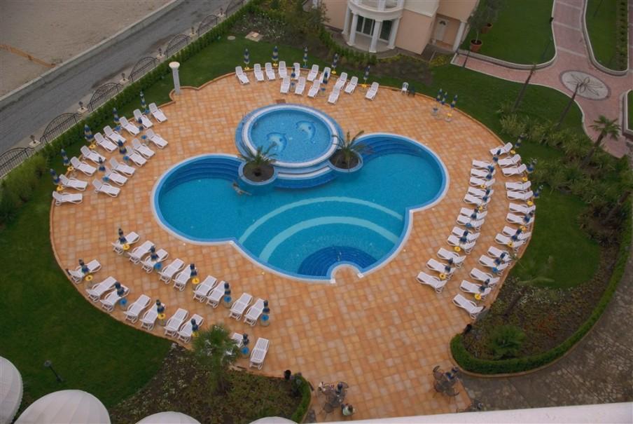 Apartmány Sunset Resort (fotografie 7)