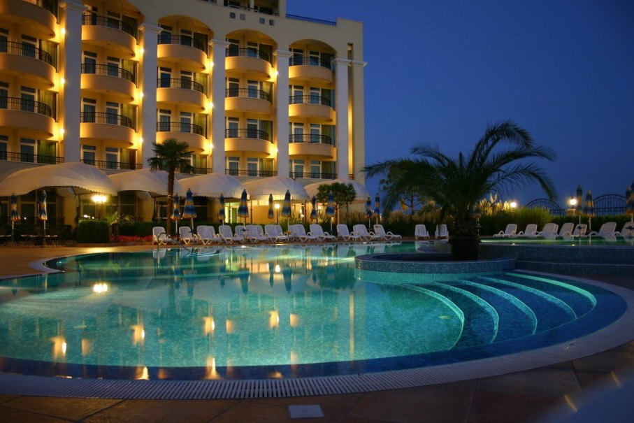 Apartmány Sunset Resort (fotografie 9)