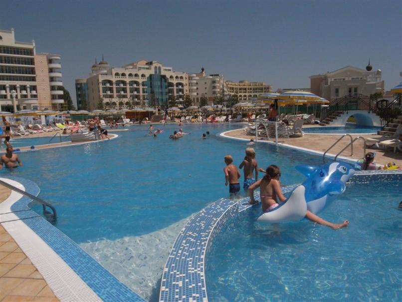 Apartmány Sunset Resort (fotografie 17)