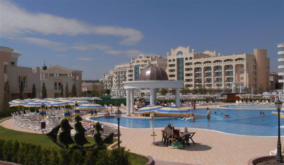 Apartmány Sunset Resort (fotografie 18)