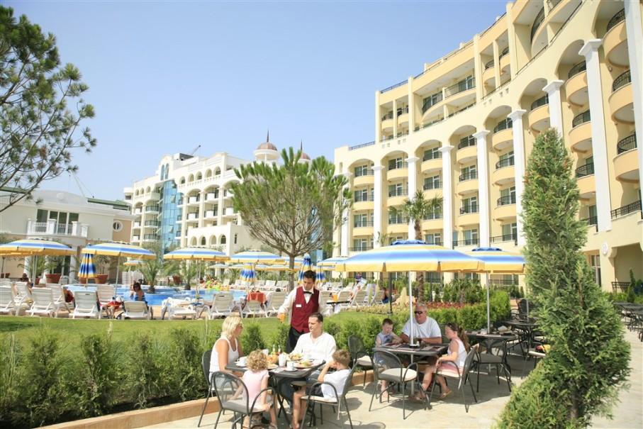 Apartmány Sunset Resort (fotografie 60)