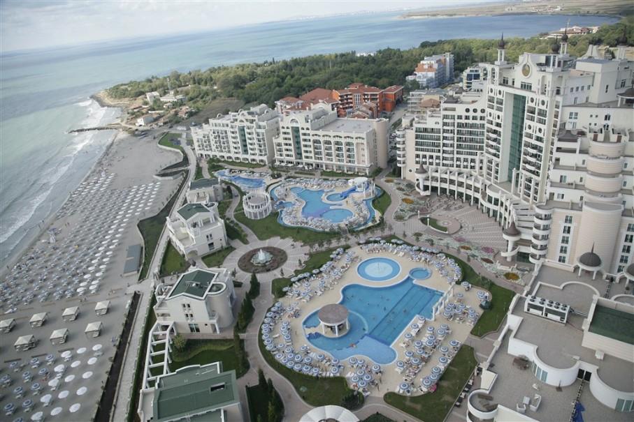 Apartmány Sunset Resort (fotografie 73)