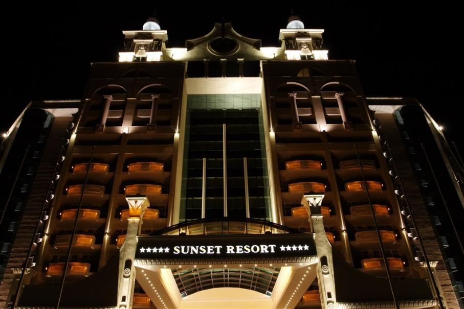 Apartmány Sunset Resort (fotografie 80)