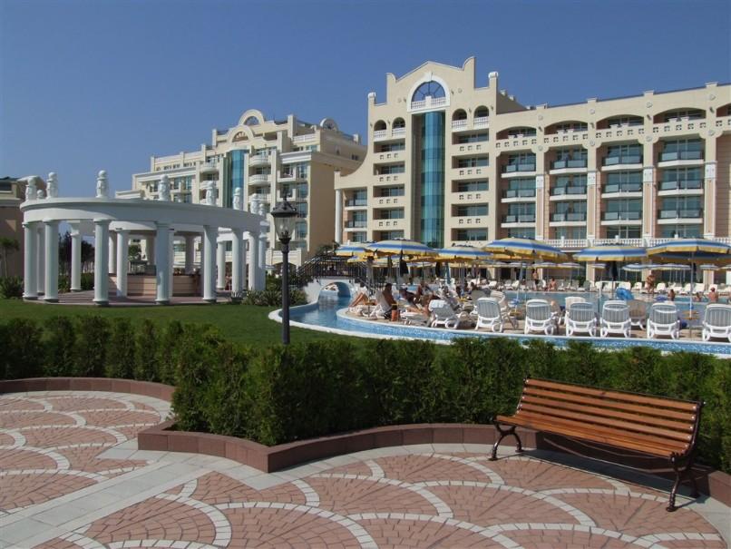 Apartmány Sunset Resort (fotografie 82)