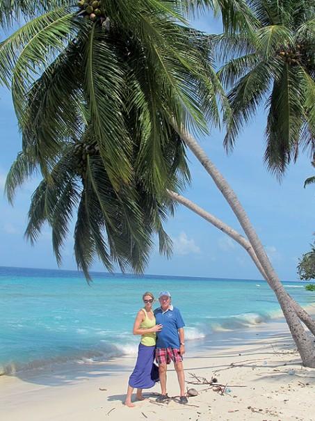 Hotel Adaaran Meedhupparu Resort - Beach Villa (fotografie 2)