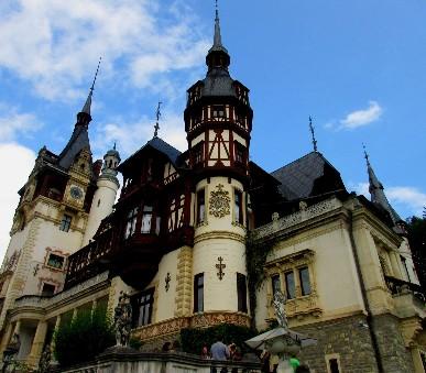 Rumunsko - velký okruh - hory, kláštery, Drákulova Transylvánie
