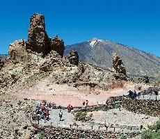 Kanárské ostrovy Tenerife a La Gomera