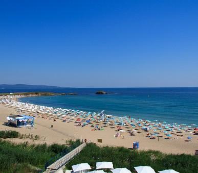 Bulharsko Primorsko pobyt u moře s výlety