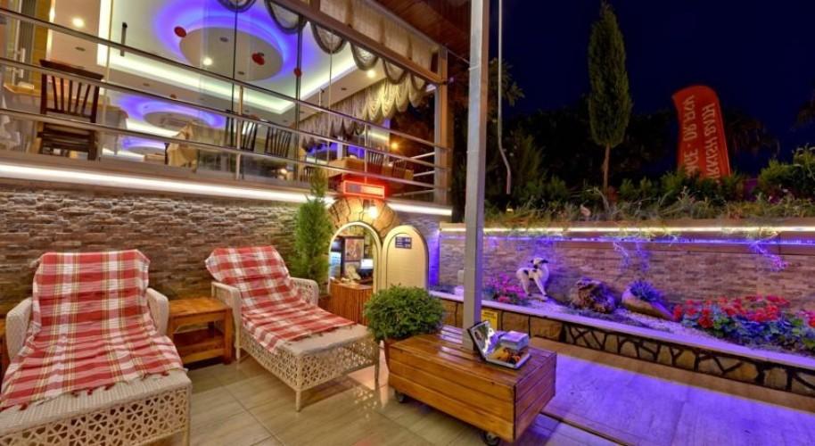Hotel Kleopatra Melisa (fotografie 4)