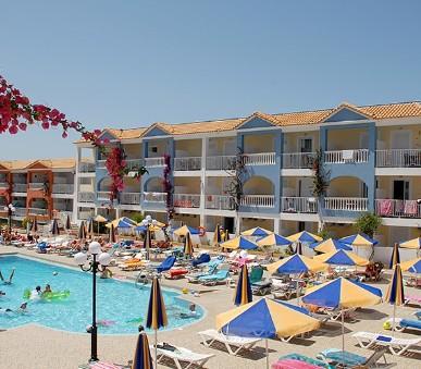 Hotel Tsilivi Admiral Suneo Club