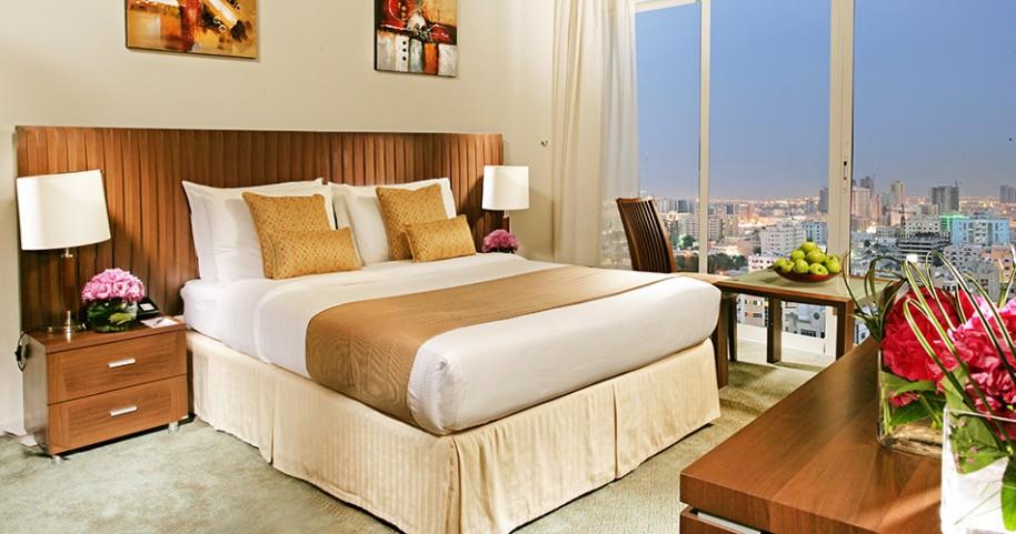 Hotel Ramada Beach Hotel Ajman (fotografie 12)