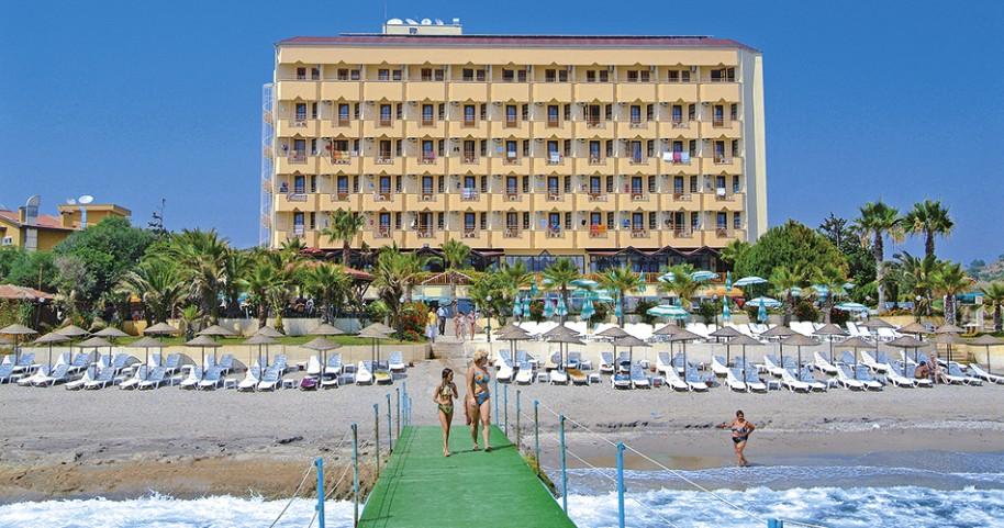 Hotel Anitas Beach (fotografie 11)