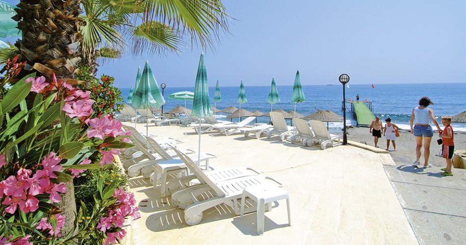 Hotel Anitas Beach (fotografie 8)