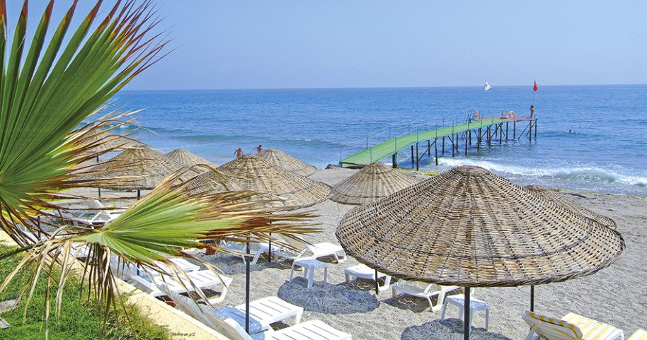 Hotel Anitas Beach (fotografie 3)