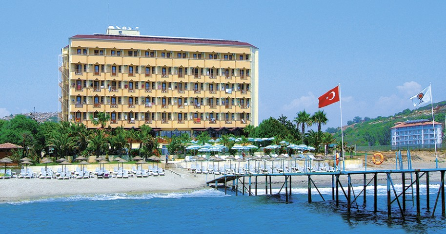 Hotel Anitas Beach (fotografie 4)