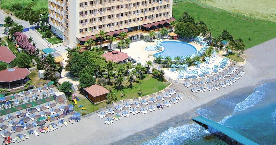 Hotel Anitas Beach (fotografie 13)
