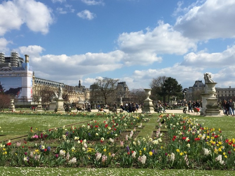 Paříž a Versailles od A do Z – hotely Campanille a Premiere (fotografie 11)