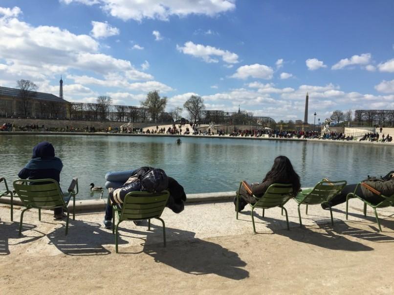 Paříž a Versailles od A do Z – hotely Campanille a Premiere (fotografie 9)