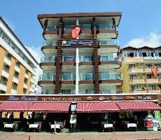 Hotel Kleopatra Blue Hawai