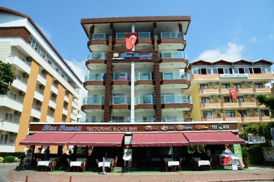 Hotel Kleopatra Blue Hawai (fotografie 1)