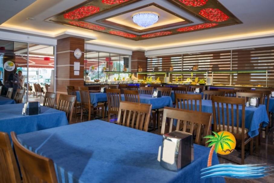 Hotel Kleopatra Blue Hawai (fotografie 3)