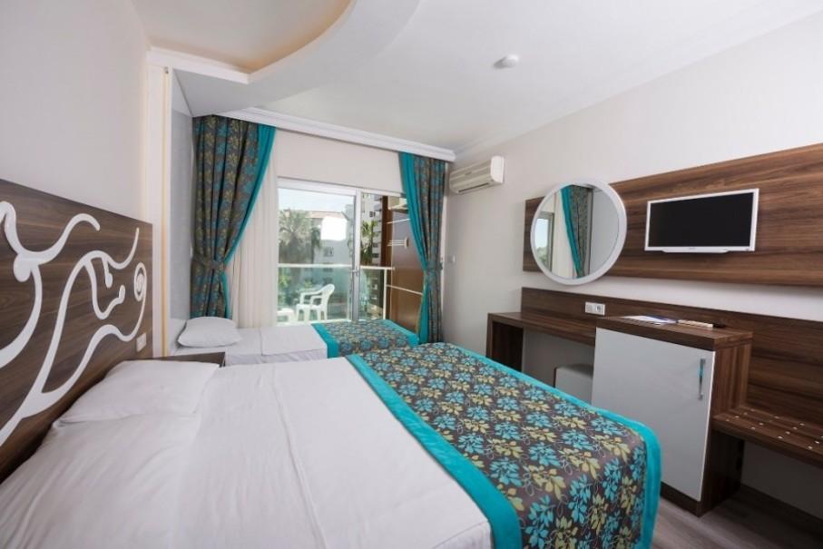 Hotel Kleopatra Blue Hawai (fotografie 5)