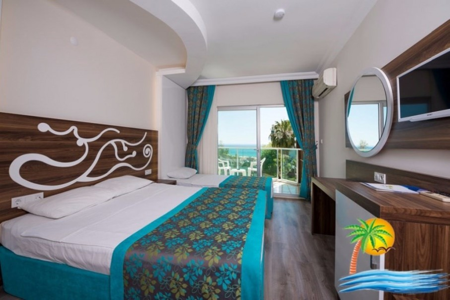 Hotel Kleopatra Blue Hawai (fotografie 9)