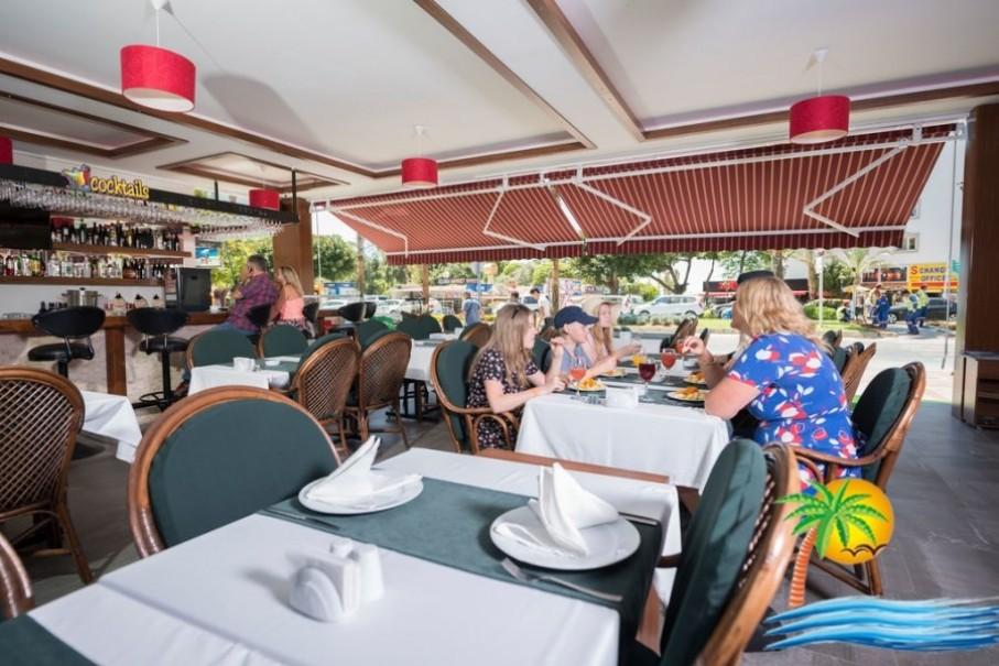 Hotel Kleopatra Blue Hawai (fotografie 12)