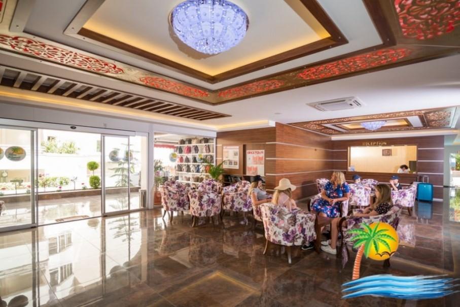 Hotel Kleopatra Blue Hawai (fotografie 13)