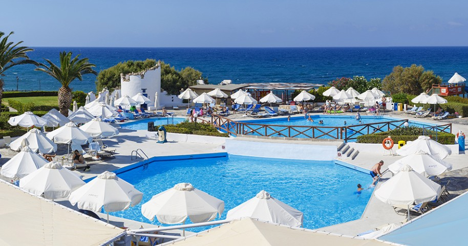 Hotel Aldemar Cretan Village (fotografie 1)