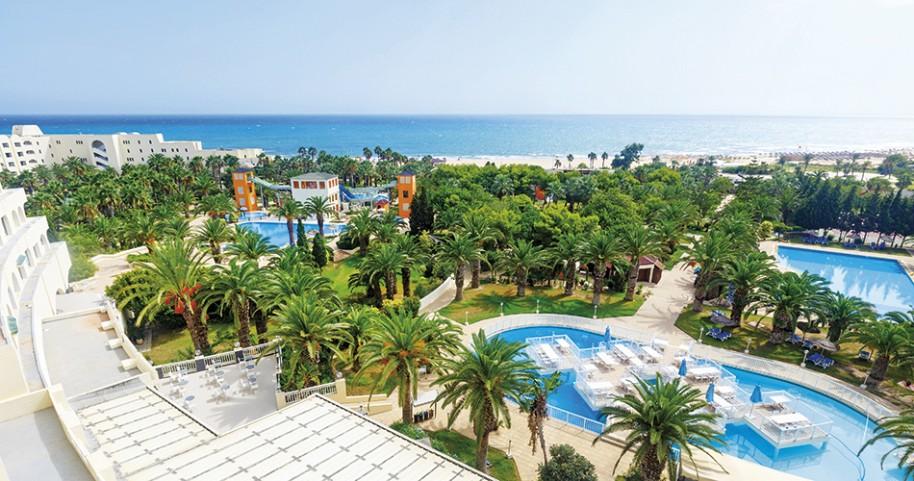 Magic Hotel Holiday Village Manar & Aquapark (fotografie 1)