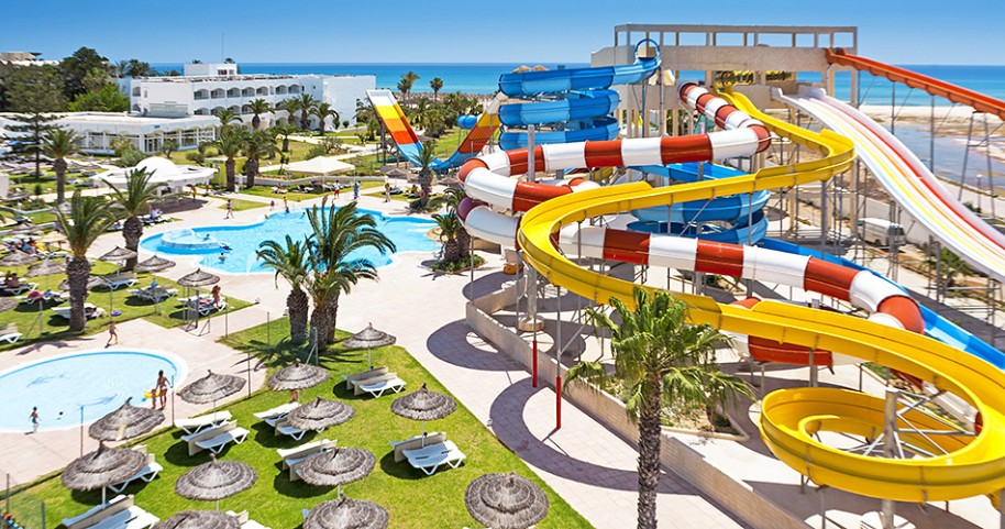 Magic Hotel Venus Beach & Aquapark (fotografie 16)
