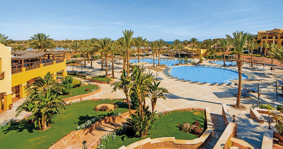 Hotel Madinat Coraya Jaz Solaya Resort (fotografie 1)