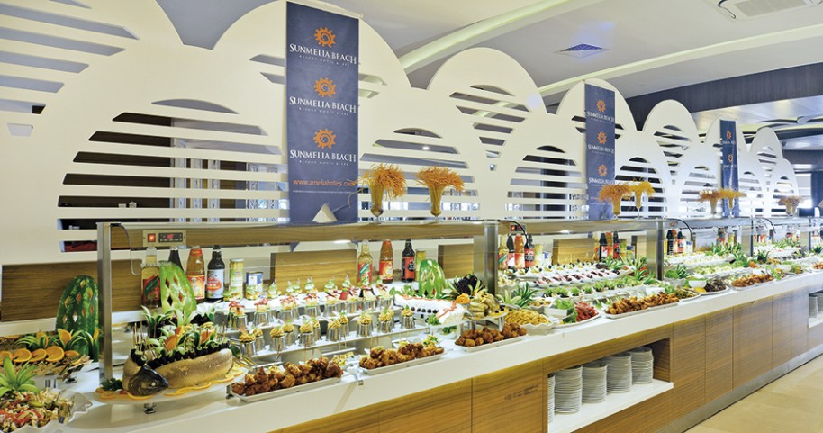 Sunmelia Beach Resort Hotel & Spa (fotografie 6)
